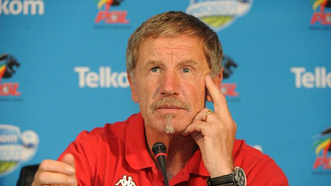 Stuart Baxter: Kjell will structure Orlando Pirates players well