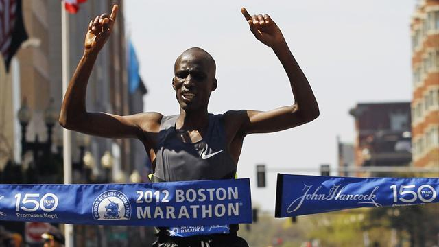 Athletics - Kenyan lawmaker faces fast field in Boston Marathon