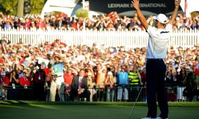 Europe Win Ryder Cup In Comeback Sensation