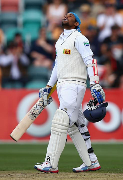 Australia v Sri Lanka - First Test: Day 3