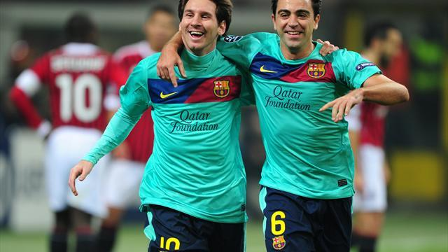 Football - Fabregas reacts to trio's contracts
