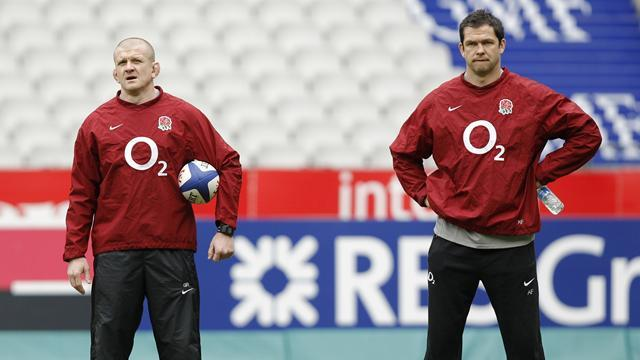 Six Nations - Rowntree calls for England dominance against Scotland