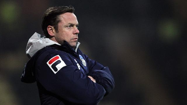Football - Dickov happy to be in the hat