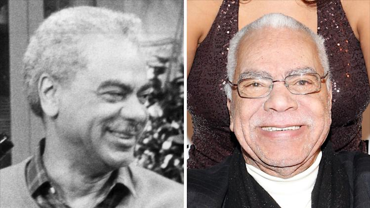 Earle Hyman - Russell Huxtable
