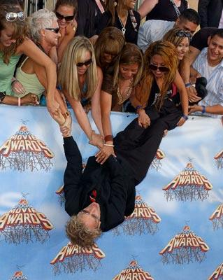 Andy Dick MTV Movie Awards 2005 - Arrivals Los Angeles, CA - 6/4/05
