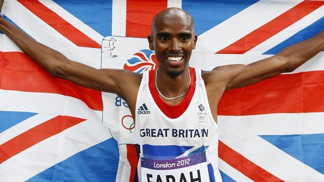 Athletics - Farah out of Prefontaine showdown with Bekele
