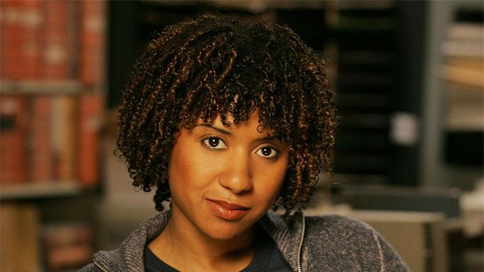 Tracie Thoms stars on the CBS Television Network's Cold Case