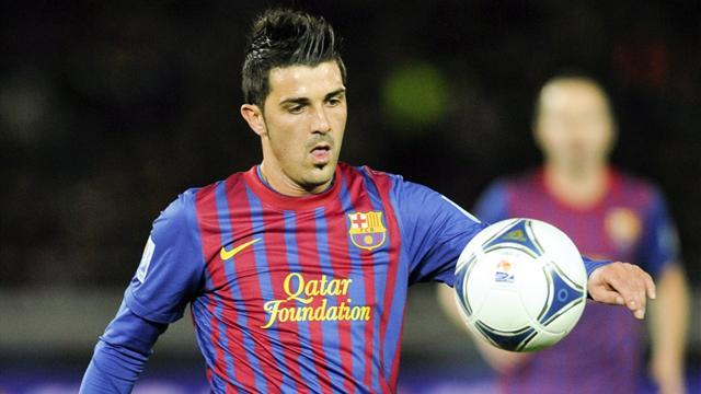 Liga - Romeu would welcome David Villa at Chelsea