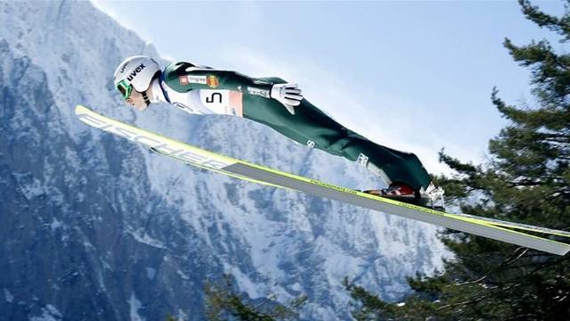 Ski Jumping - Tepes closes season with maiden win in Planica