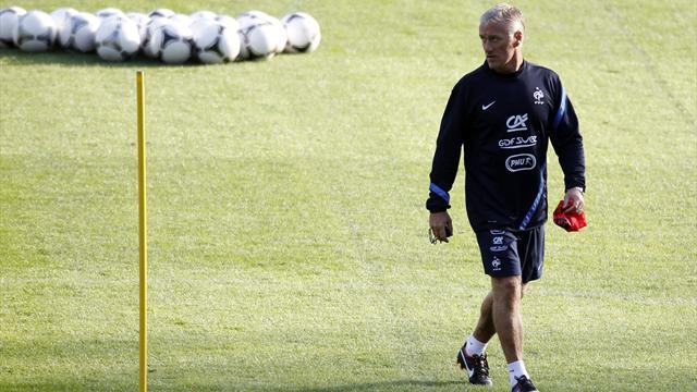 Deschamps 'not a nursery teacher'