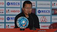 Ahead of the East Bengal game, the Lajong gaffer was left unhappy with the maladroit way the hosts had scheduled their practice sessions.