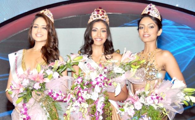 miss india 2013 winners