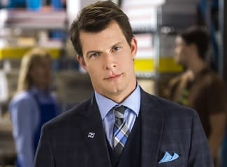 Chicago Fire Enlists Ugly Betty Alum Eric Mabius for Major Arc