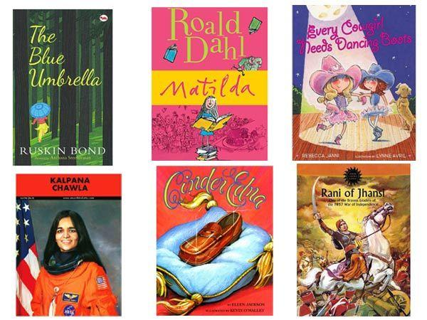 Top 10 Books for Fun and Feisty Wonder Girls
