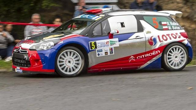 ERC - Kubica in no rush to get back into F1