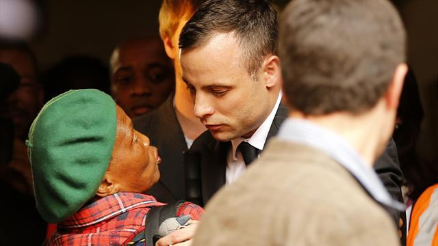 Pistorius case - 'Sinister' Pistorius 'intimidated Reeva's friend at trial'
