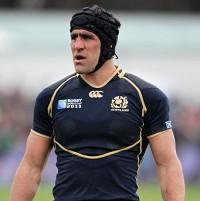 Kelly Brown could take over as Scotland's captain
