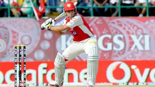 Cricket - Knight Riders fall short against Kings XI Punjab in IPL