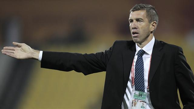 Euro 2012 - Katanec back in charge of Slovenia