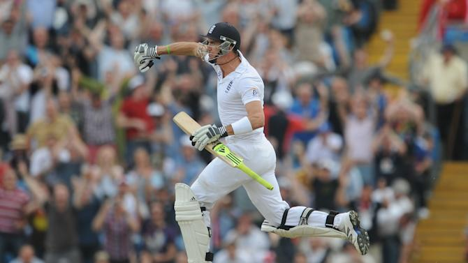 Kevin Pietersen put South Africa's attack to the sword after tea at Headingley