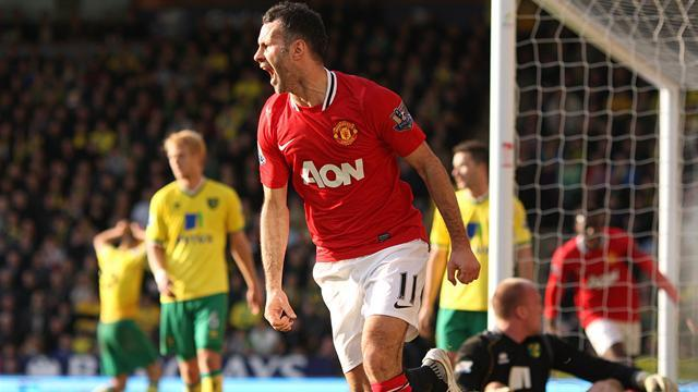 Premier League - Ryan Giggs infinito: fino al 2014 con lo United