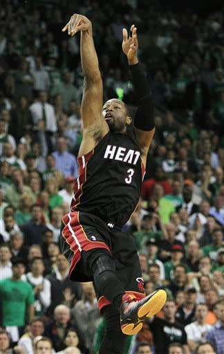 Celtics beat Heat 93-91 in OT, tie series at 2-2