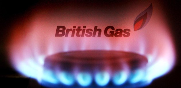 File photo dated 20/04/07 of a British Gas bill behind a burning hob as British Gas's residential arm increased profits by 3.2\% in the first half of this year.File photo dated 00/00/00