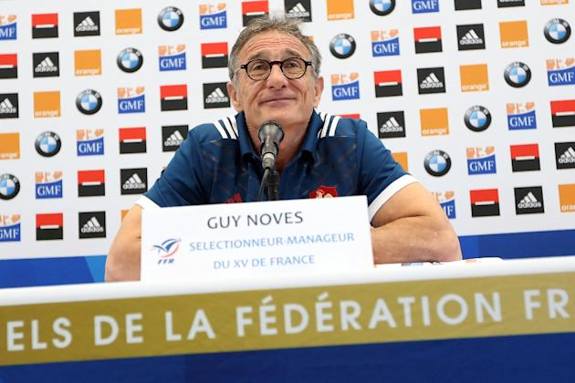 New coach Guy Noves is said to be restoring the traditional values associated with French rugby to the national side