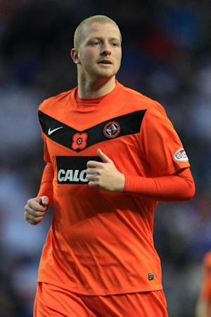 Injury problems have plagued Garry Kenneth since moving from Dundee United to Bristol Rovers