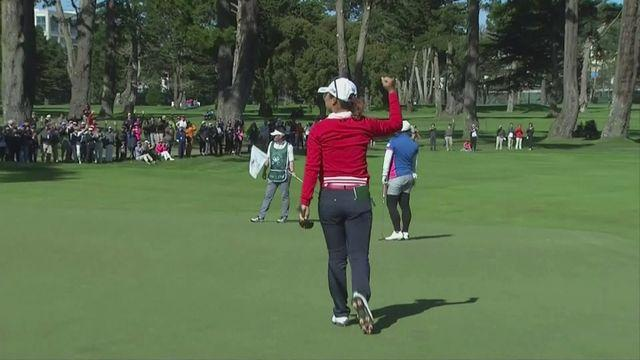 Ko secures second Swinging Skirts in playoff win