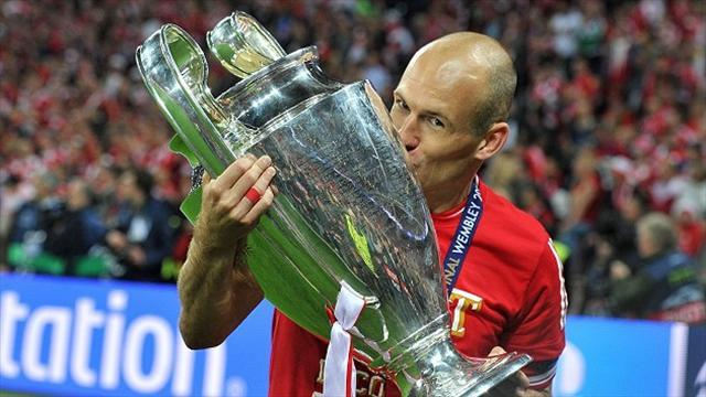 Champions League - 'Super Bayern' worthy of the title on night of Robben's redemption