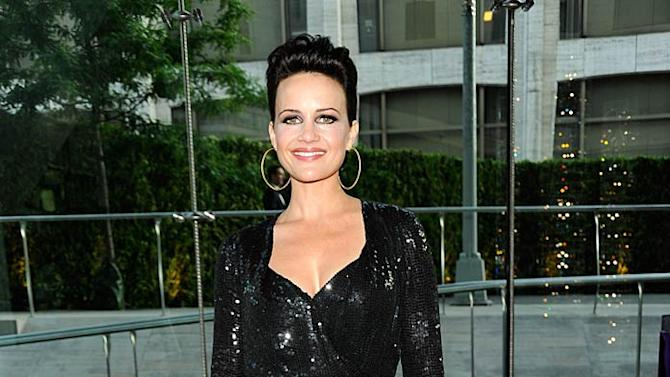 Carla Gugino CFDA Awards