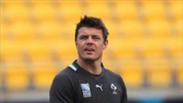 Rugby - Lions picture spurs on O'Driscoll
