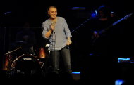 "In this April 18, 2012 photo, Irish singer Sinead O'Connor is shown during an appearance in Colone, Germany. O'Connor says she has to cancel her tour commitments for 2012 due to her bipolar disorder. The singer made the announcement Monday, April 23, in a posting on her Website. She wrote that she is ""very unwell"" and had been advised by her doctor to not hit the road after her ""very serious breakdown between December and March."" (AP Photo/dapd, Mark Keppler)"