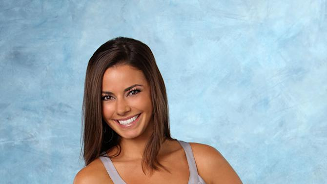 """Nicki, 26, a dental hygienist from Hurst, TX, competes on Season 16 of """"The Bachelor."""""""