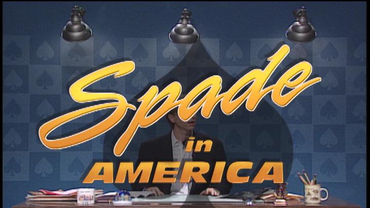 Spade in America: Hollywood Minute