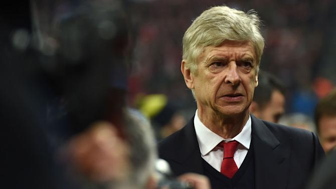 Arsene Wenger Reveals He 'Threw Up' After First Managerial Defeat as Gunners Gear Up for Sutton Test
