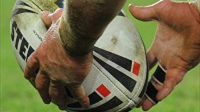 Rugby League - Giants wait on Tongan ace