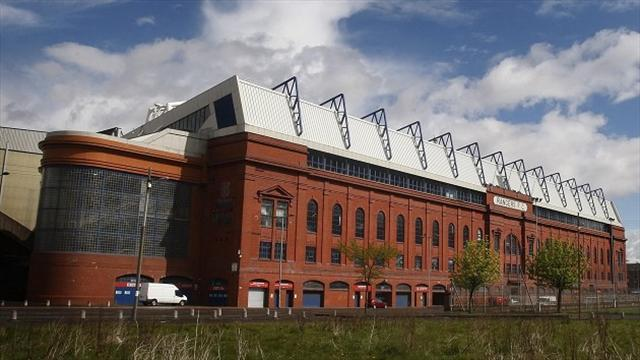 Football - Rangers: Pair should not be singled out