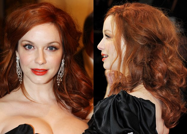 christina-hendricks-hair-baftas-2012