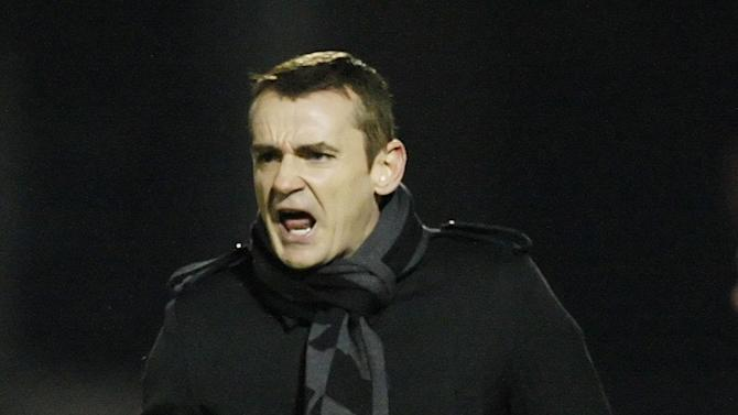 St Mirren Manager Danny Lennon wants to beat Ayr United