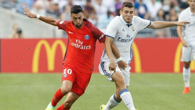 AC Milan target set to remain at Real Madrid