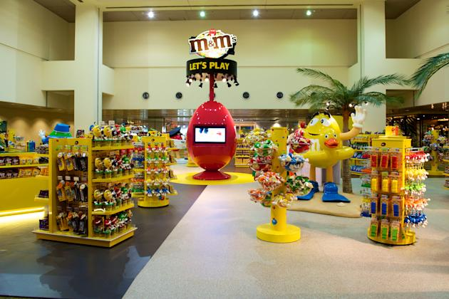 Sweet treats galore at Changis new M&Ms store 7