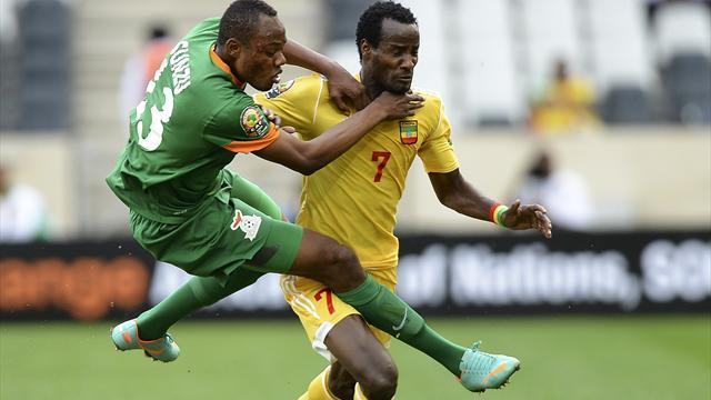 World Cup - Africa's Ethiopian maestros on verge of World Cup spot