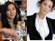 Faye Wong's daughter is in love