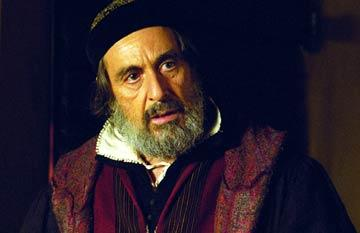 Al Pacino in Sony Pictures Classics William Shakespeare's The Merchant of Venice