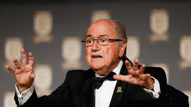 Serie A - Blatter calls for action from Italian FA