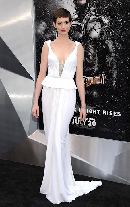 Dark Knight Rises Premiere