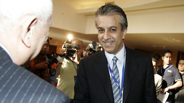 Asian Football - Emboldened new AFC chief meets critics head on