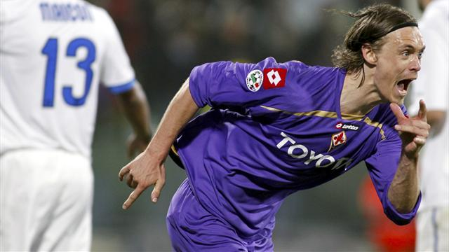 Serie A - Kroldrup linked with Fiorentina return